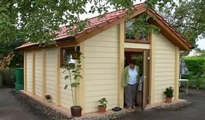 Gartenhäuser Aus Stein : gartenh user aus stein fertigteilen ~ Markanthonyermac.com Haus und Dekorationen