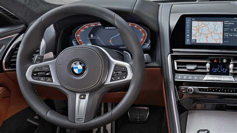 2019 bmw 8 series interior 2019 bmw 8 series coupe debuts with 530 hp v8 autodevot
