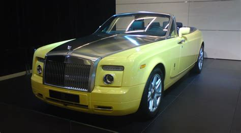 Rolls Royce Phantom Photo by Photo Of The Week 2008 Rolls Royce Phantom Drophead