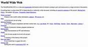 Tim Berners Lee timeline | Timetoast timelines