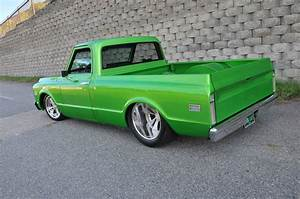 1972 Chevy C10  This Truck Keeps Memories Of A Loved One Alive