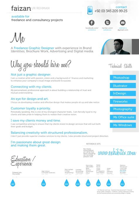 Exle Of Graphic Design Resume by Graphic Designer Cv Exle For 28 Images 25 Best Ideas About Graphic Designer Resume On