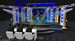 3D Set Design | Stage Design | Stage and Set Design | AV ...