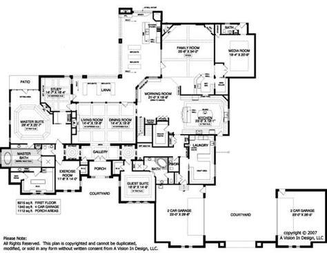 luxury floor plans ideas  pinterest luxury