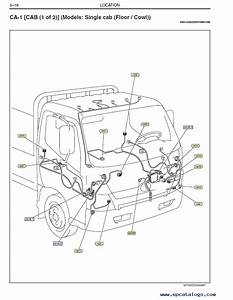 Hino 2017 Trucks 155  155h  195  195h   J05e Engine Pdf Manuals