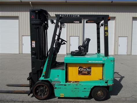 Forklift Mitsubishi by New Used Mitsubishi Forklifts For Sale