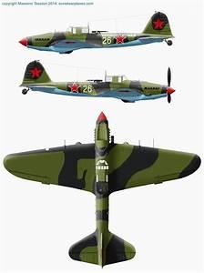Dehavilland 5 Attack Bomber 2 Plans