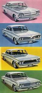 1961 General Motors  Chevrolet Corvair  Pontiac Tempest  Buick Skylark  And Oldsmobile F