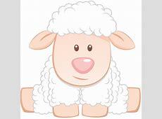 Tierna ovejita de bautismo Farinetas