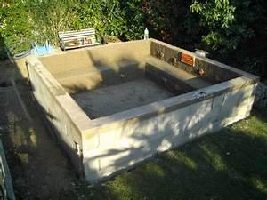Fabriquer Un Jacuzzi : fabriquer un moule pour beton fabrication d 39 un moule pour dalle beton youtube l utilisation ~ Melissatoandfro.com Idées de Décoration