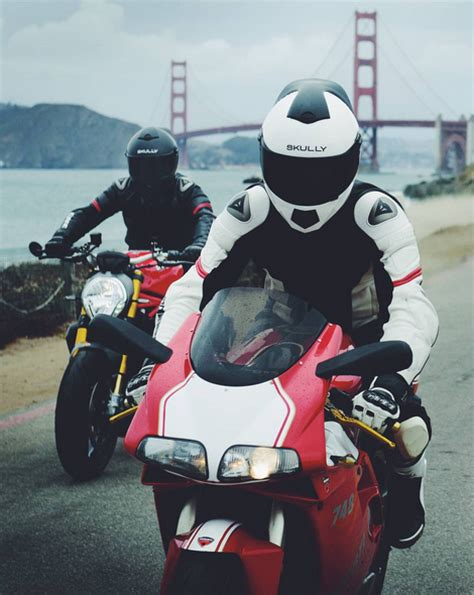 skully motorcycle helmet review