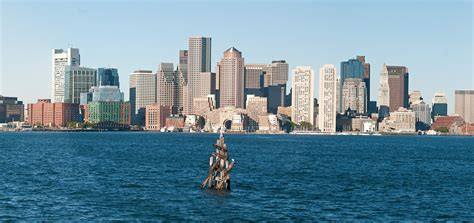 Boating Report Boston by Boston Seawall As Sea Levels Rise New