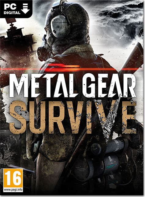 metal gear survive pc games digital world  games