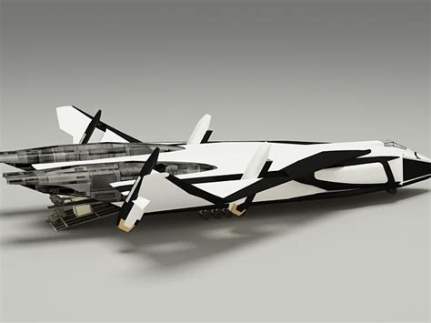 avatar space shuttle  model ds max files