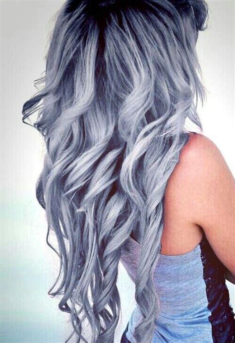 25 Best Ideas About Silver Blue Hair On Pinterest Blue