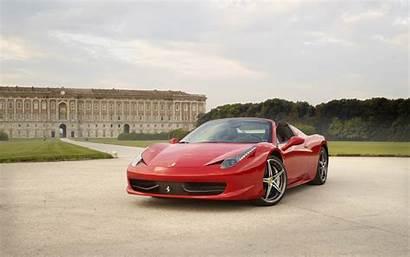 Ferrari 458 Spider Wallpapers Italia Speed Wide