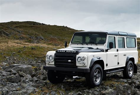 Wading Land Rover Wallpaper by Land Rover Launches Exciting Defender Limited
