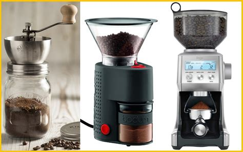 But there is another step on the way you cannot avoid, and that is a coffee mill grinder. Conical Burr Coffee Grinder Reviews Uk | Bruin Blog