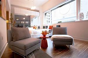 Studio apartments that make the most of their space for Studio living room