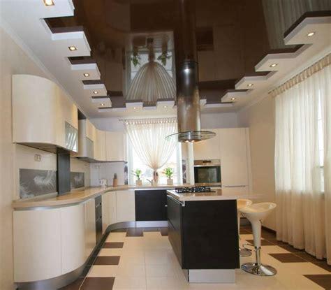 lighting ideas for kitchen ceiling تصاميم جميلة و حديثة لاسقف المطابخ مجلة البيت تصميم 9012