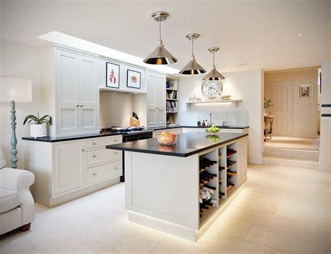 maple kitchen island kitchens horner bespoke kitchens and custom made