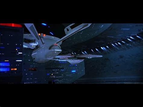 star trek iii search  spock stealing  enterprise