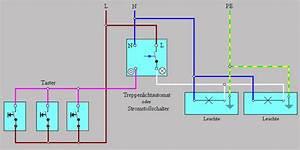 Welche Heizung Einbauen : schaltungen bei der elektroinstallation anschlussbeispiele ~ Michelbontemps.com Haus und Dekorationen