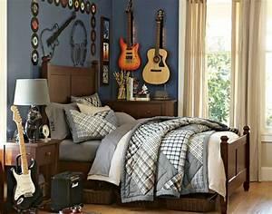 20, Inspiring, Music, Themed, Bedroom, Ideas