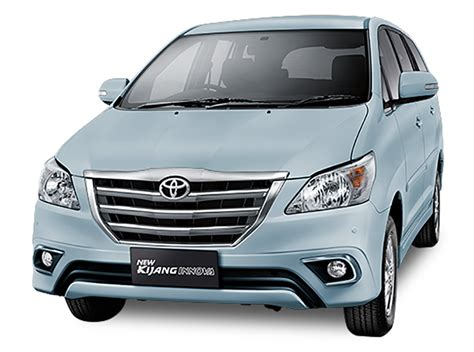 Toyota Kijang Innova Picture by Toyota Innova Facelift Unveiled In Indonesia Image