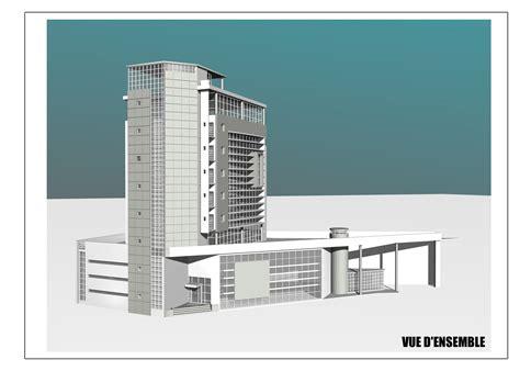 immeuble de bureaux immeuble de bureaux au télemly