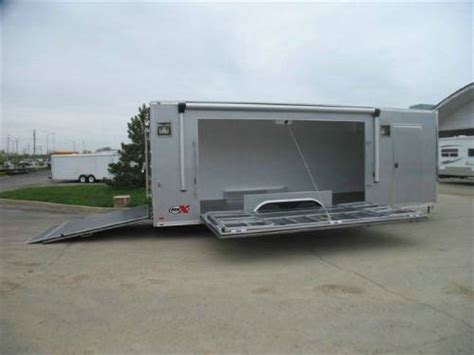 custom built mobile stage trailer advantage trailer