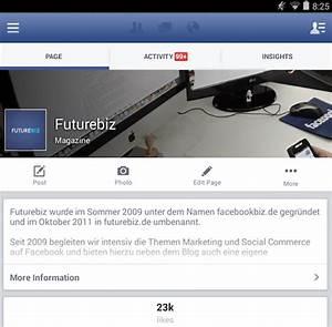 Facebook Mobile Ansicht : mobile ansicht von facebook seiten mit mehr funktionen ~ A.2002-acura-tl-radio.info Haus und Dekorationen