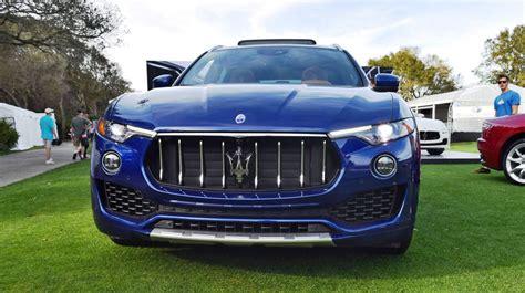 2017 Maserati Levante At Amelia Island Concours 22 Photos