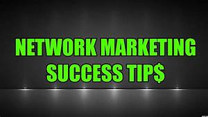 Network Marketing Success Tips  Zero