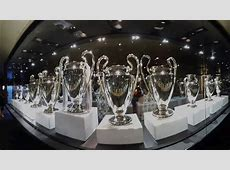 Museo Real Madrid en 360° YouTube
