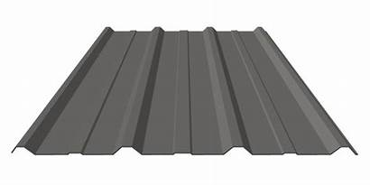 Rib Metal Delta Roofing Residential Panel Roof