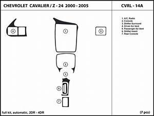 Chevrolet Cavalier 00