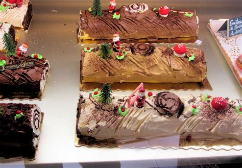 decoration buche de noel decoration buche noel