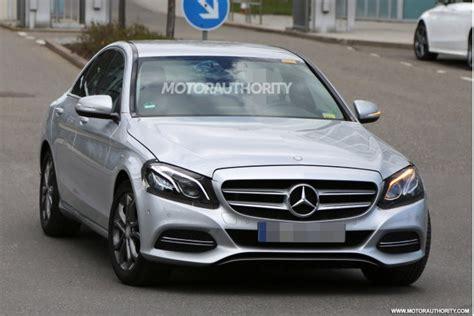 2019 Mercedesbenz Cclass Spy Shots