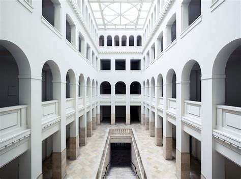 Berlin's Interior Architecture Turns Symmetrical In New