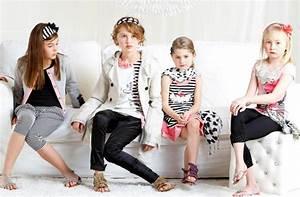 Kid's Trendy Clothing Girl Gloss