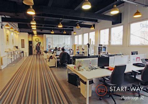 cuisine implantation bureaux et espace de coworking montrouge proche 14 ème