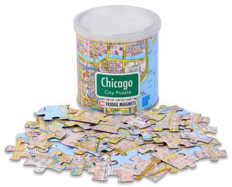 city magnetic puzzle chicago jigsaw puzzle puzzlewarehouse