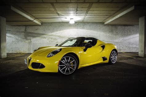 exhaust notes  alfa romeo  spider canadian auto