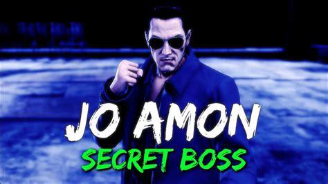 yakuza   song  life secret boss jo amon legend