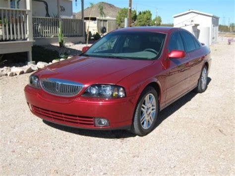 Purchase Used 2005 Lincoln Ls Sport Sedan 4door 39l In