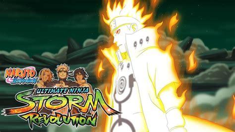 naruto shippuden ultimate ninja storm revolution kcm