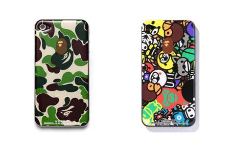 bape iphone bape x gizmobies iphone 4 cases highsnobiety