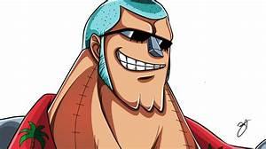 Franky_One Piece by MadBax on DeviantArt
