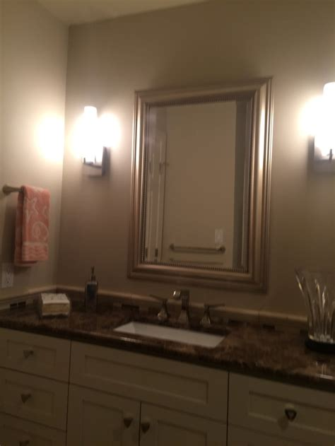Remodel Albuquerque bathroom remodeling project cutting edge painting